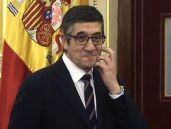 Patxi López, president del Congrés EFE