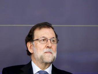 Mariano Rajoy, president en funcions del govern espanyol REUTERS