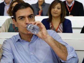 Pedro Sánchez, secretari general del PSOE EFE