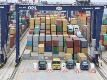 Bona part de l'exportació prové cada vegada més de part de les pimes més eficients.  ARXIU