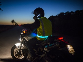 Luminescent wearables developed at Eurecat centres