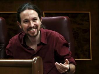 Pablo Iglesias, secretari general de Podem REUTERS
