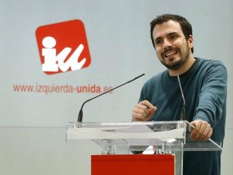Alberto Garzón, portaveu d'IU al Congrés EFE