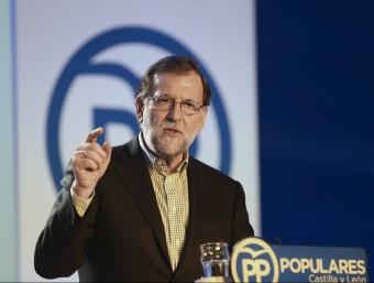 Mariano Rajoy, president del govern espanyol en funcions