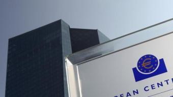 Seu del BCE, a Frankfurt AFP