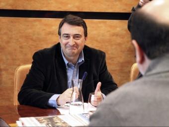 Aitor Esteban, portaveu del PNV al Congrés dels Diputats EFE