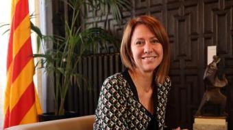 Marta Madrenas, nova alcaldessa de Girona MANEL LLADÓ