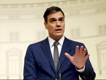 El secretari general del PSOE, Pedro Sánchez REUTERS