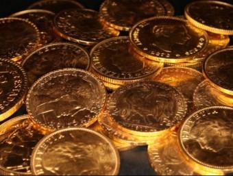 Les monedes són vitals per al flux econòmic perquè canalitzen l'estalvi.  ARXIU