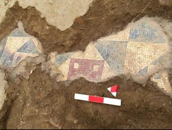 el mosaic del segle II dC  UDG
