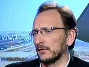 Jofre Montoto, expert en terrorisme gihadista, a 'L'Illa de Robinson'