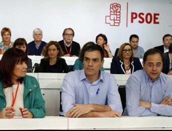 Reunió del comitè federal del PSOE aquest dissabte a Madrid EFE
