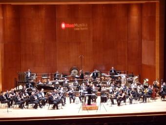 La Banda de Música Municipal de Bilbao serà l'encarregada de cloure la desena edició del certamen senienc. EL PUNTAVUI