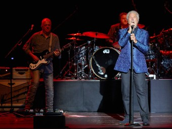 El cantant Tom Jones TOTI FERRER