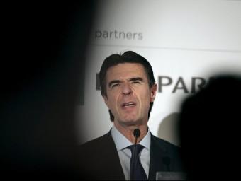 José Manuel Soria, ministre d'Indústria espanyol en funcions, dimecres, en una compareixença davant la premsa REUTERS