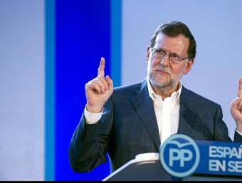El líder del PP, Mariano Rajoy ACN