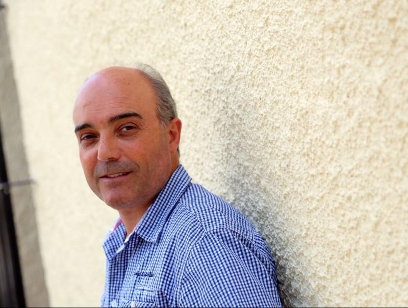 L'alcalde de Riells, Josep Maria Bagot. QUIM PUIG