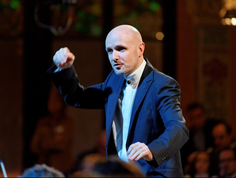 Josep Vila, director titular del cor els últims divuit anys ANTONI BOFILL