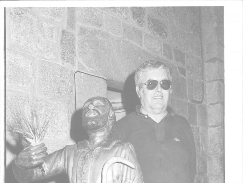 Mossèn Planas el 1989, any dels abusos LLUÍS SERRAT