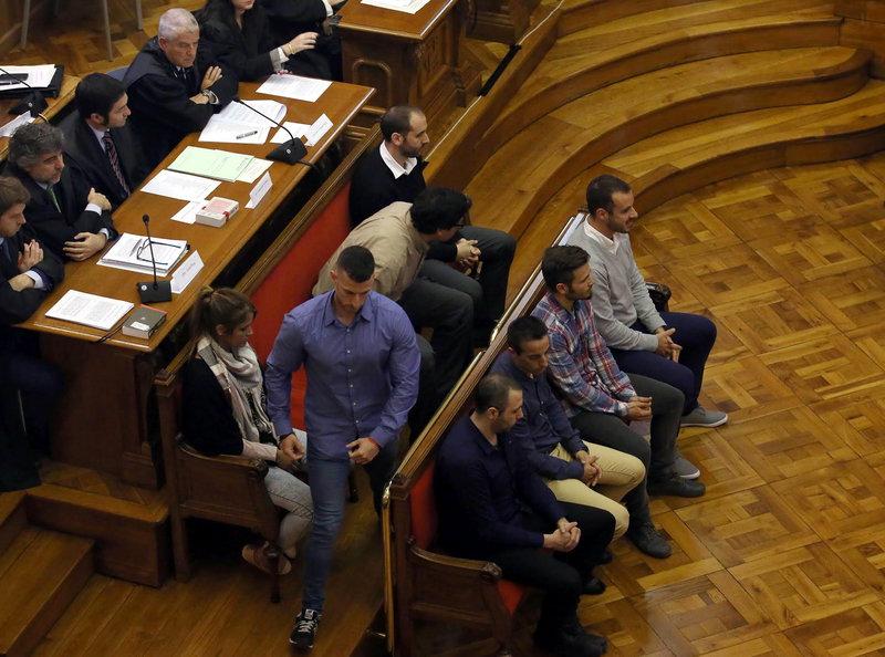 Mossos plead guilty   Mayte Piulachs   barcelona   News