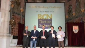 Els Guanyadors del BCN Thinking Challenge