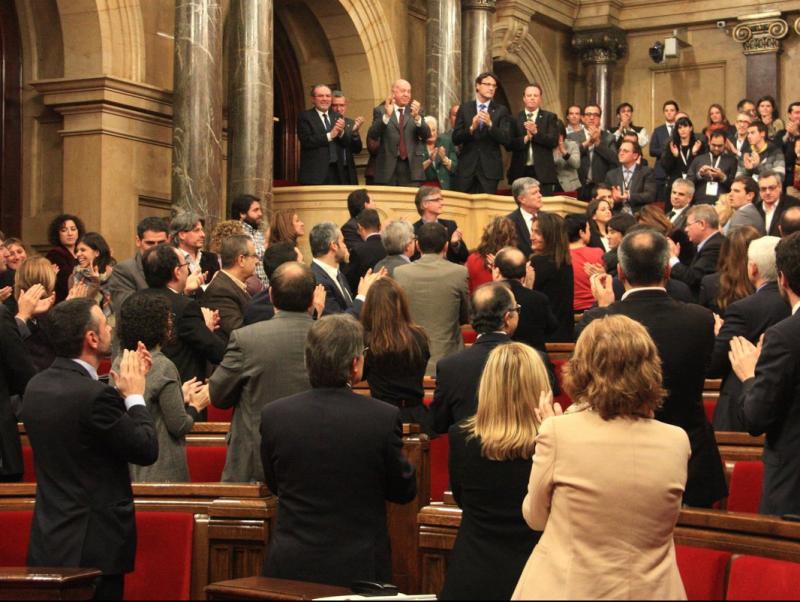 El Parlament va aprovar el 2015 la llei de l'Aran ACN