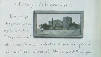 Els anys d'estada de Modest Urgell a Girona, encara és una incògnita. EPA