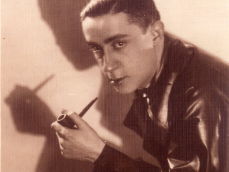 Una de les poques imatges conegudes del periodista manresà Josep Maria Planes, assassinat a trets per la FAI el 1936 MEMORIA.CAT