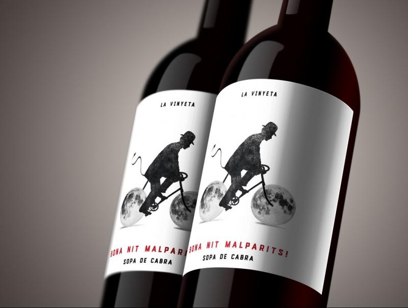'Bona nit malparits!', el vi de Sopa de Cabra SONS DEL MÓN