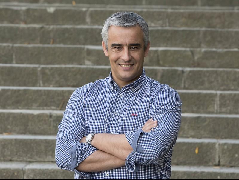 Alex De Dios, conseller i cap d'operacions de Beabloo.  JOSEP LOSADA
