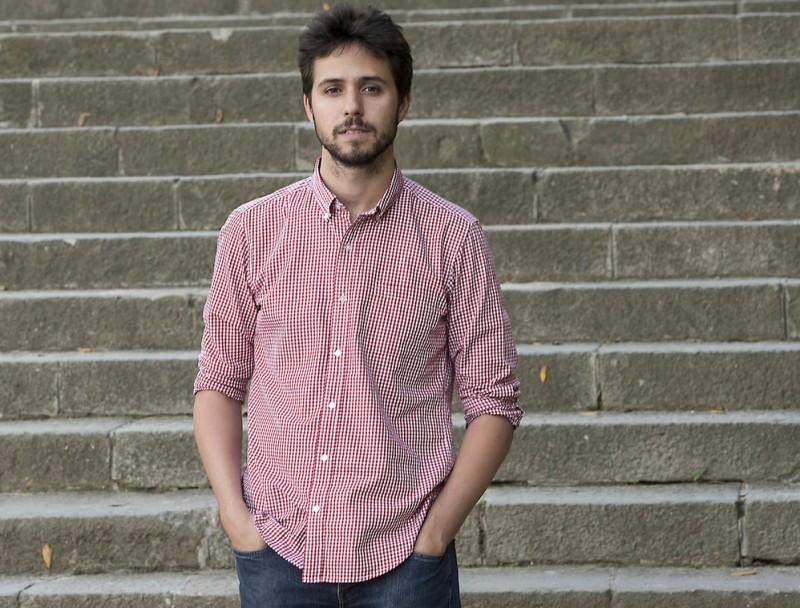 Marc Antoni Macià, cofundador de NoviCap  JOSEP LOSADA