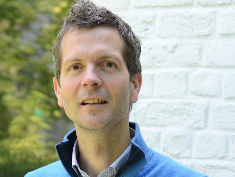 Frederic Laloux és autor del llibre 'Reinventar las organizaciones'.  ARXIU