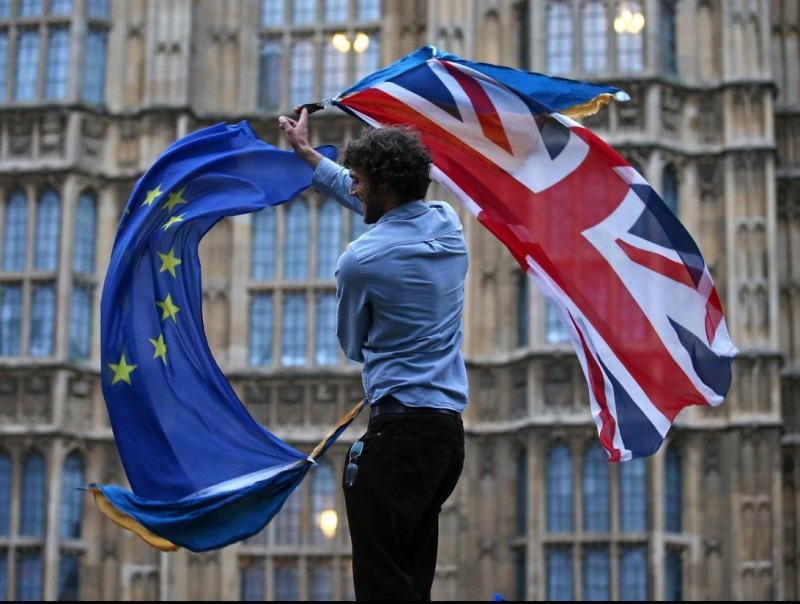 La campanya pel referèndum ha estat intensa al Regne Unit.