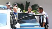 Stepan Txernovetski , detingut en un xalet de Platja d'Aro, el juliol del 2016, i Arman Mayilyan, l'amo del restaurant Yubari, a Barcelona