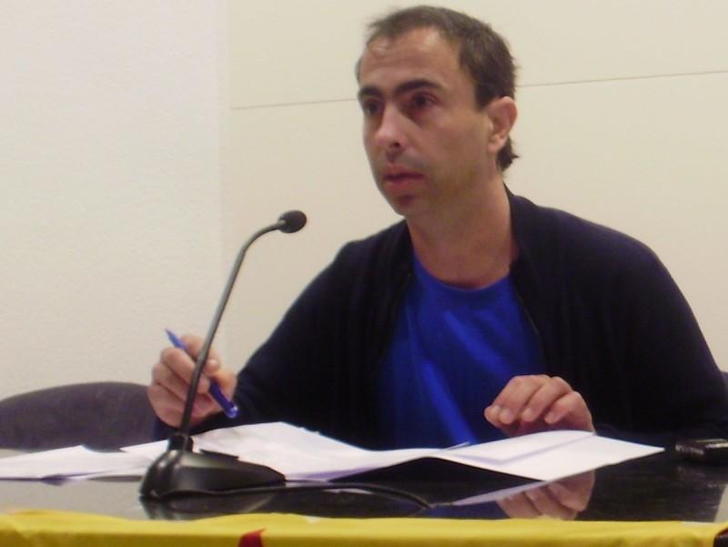 Vidal és el regidor que ha renunciat EL PUNT AVUI