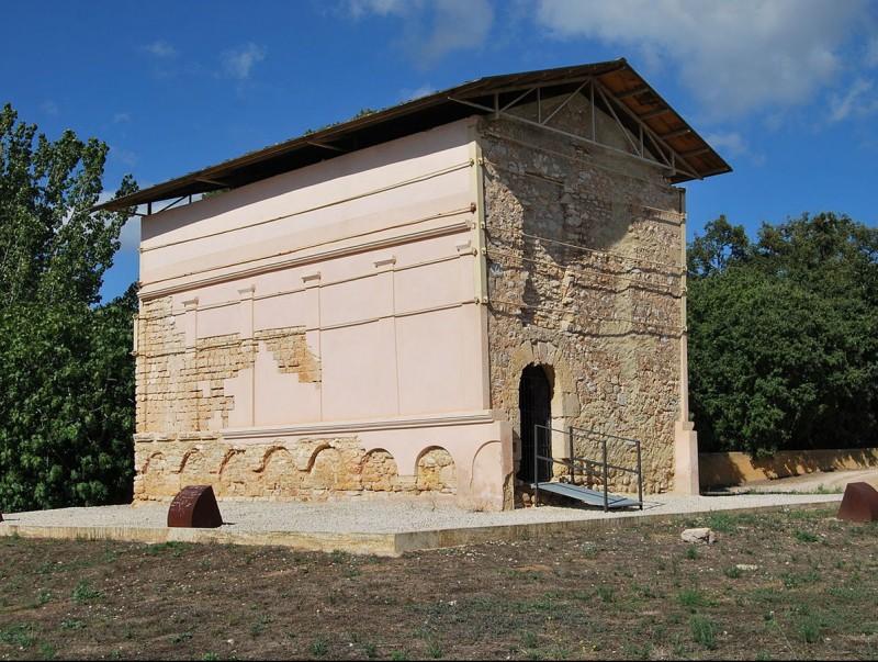 L'adequació de l'entorn del columbari romà de Vila-rodona és una de les propostes que s'han presentat als Feder EPN