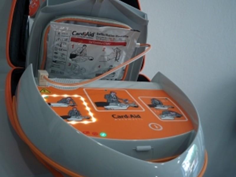Una aparell es traslladarà a llocs de concurrència EPN