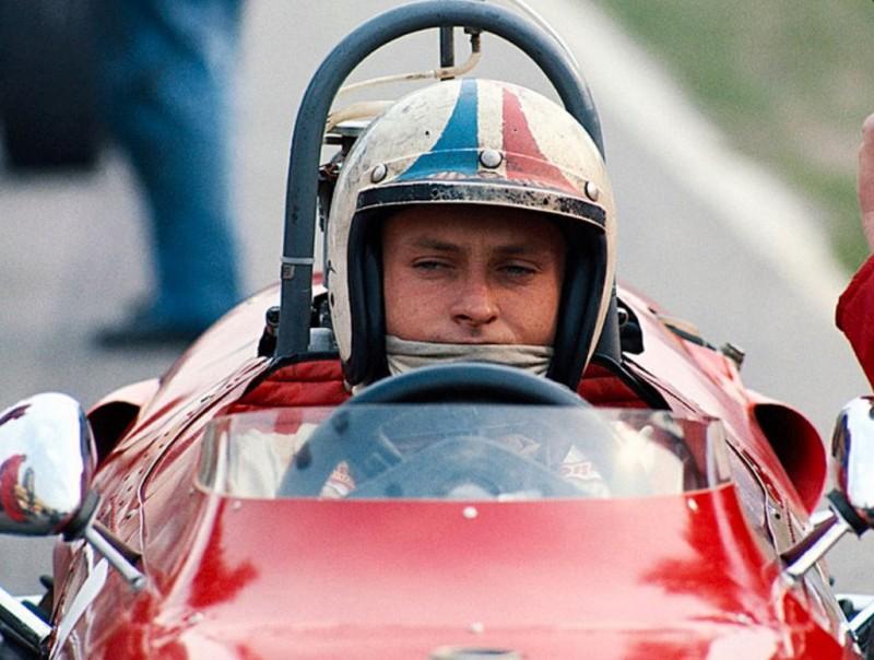 Amon, amb Ferrari