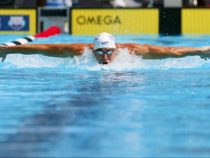 Michael Phelps està disposat a convertir-se en el primer nedador major de 30 anys a guanyar un títol olímpic REUTERS