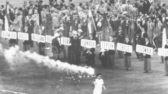 Cerimònia inaugural de Melbourne 1956 L'ESPORTIU
