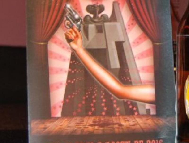 Presentació del festival de novel·la negra Cubelles Noir. AJUNTAMENT DE CUBELLES