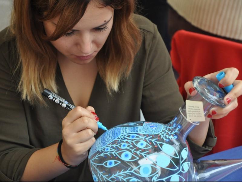 Vimbodí espera que la tercera edició de la Festa del Vidre Artesà esdevingui el de la consolidació del certamen EPN