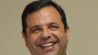 Mor el primer tinent d'alcalde, Xavier Vona Arxiu