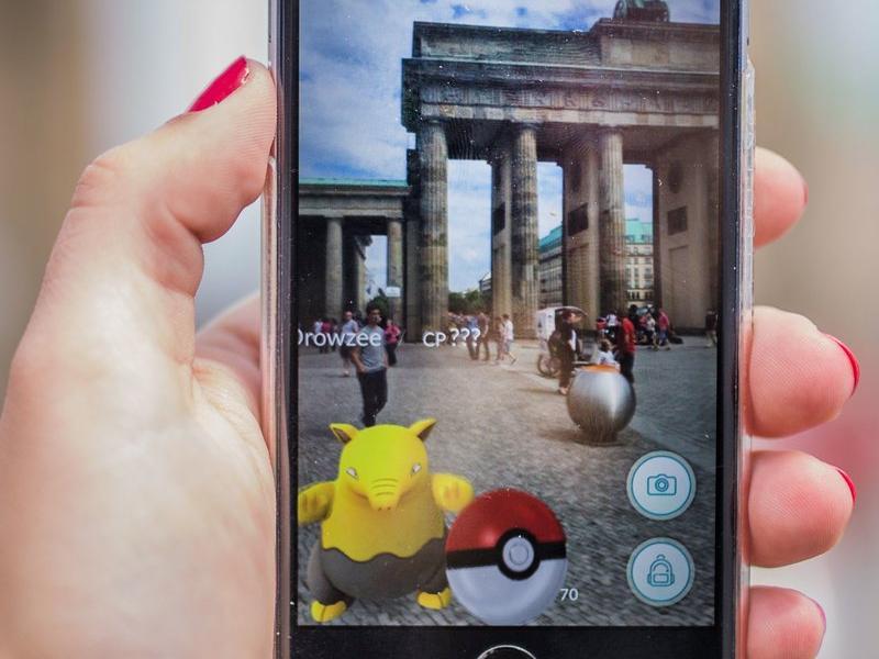 El joc del Pokemon go ha estat una novetat de l'estiu.  AFP