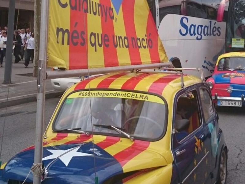 El 600 independentista PARTICIPARÀ A LA MARXA EMPORDANESA P. PLADEVEYA