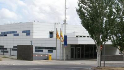 Els agents de la Comissaria de Valls van patir lesions quan intentaven interceptar un vehicle amb dos fugitius J.L.ERAS