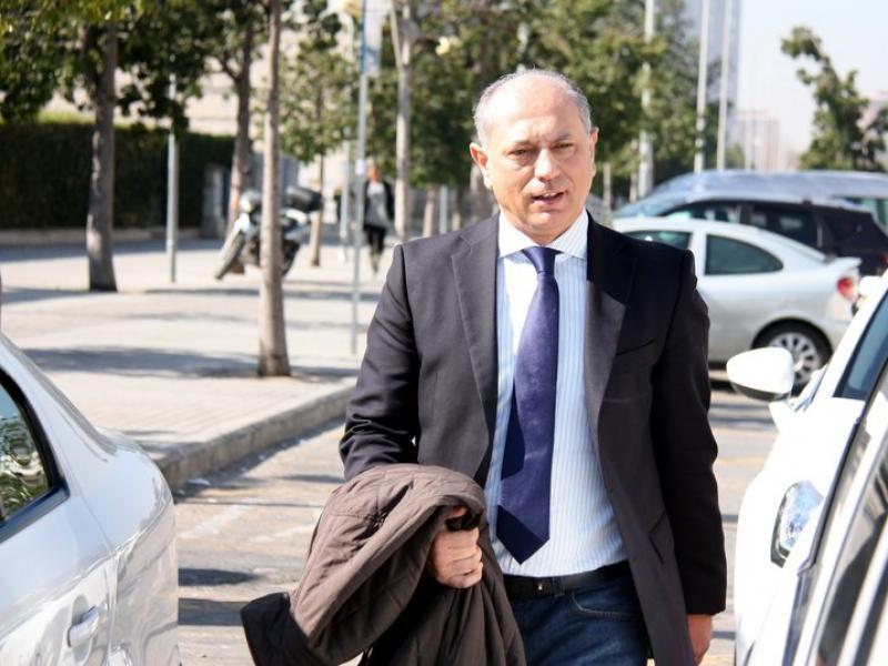 L'expresident de la Diputació de València, Enrique Crespo. ACN