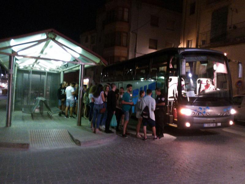 Més d'un miler de joves a la Conca han emprat el bus EPN