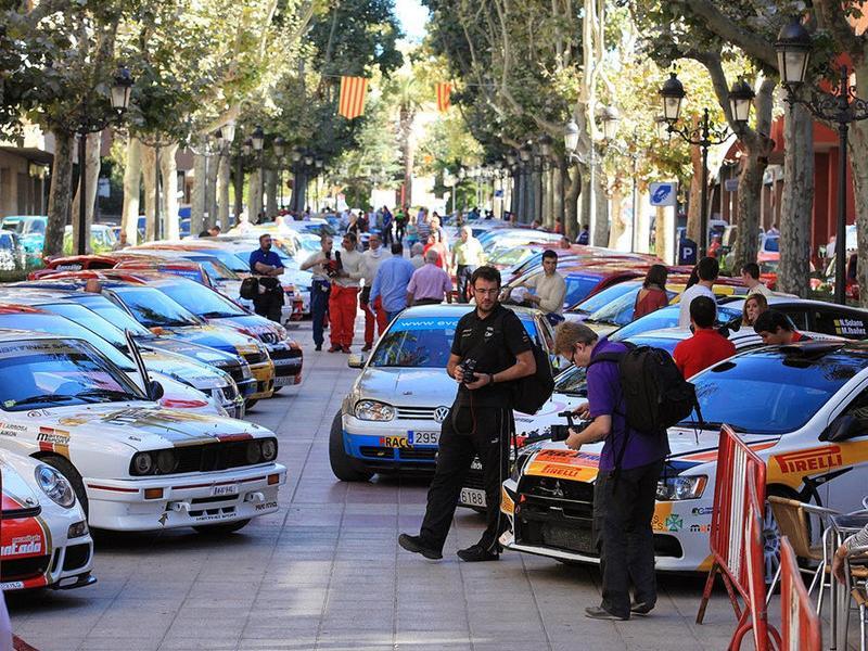 Una setantena de cotxes prendran part en la prova EPN