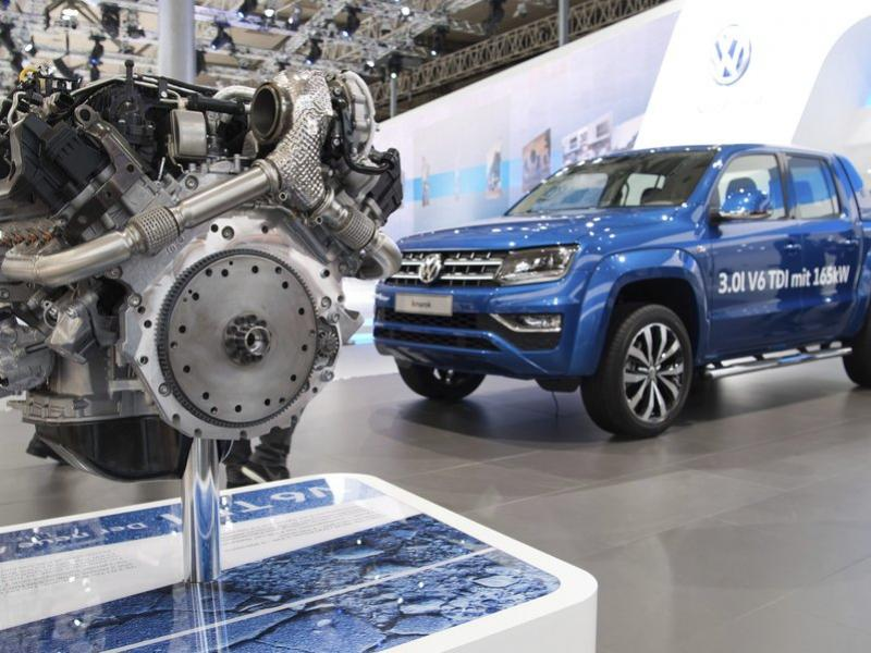L' Ig Nobel de química ha estat atorgat a Volkswagen.  EFE/ARXIU